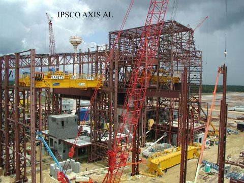 IPSCO Axis Al