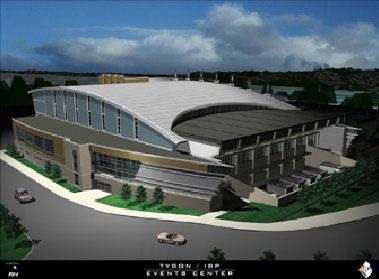 Tyson Event Center
