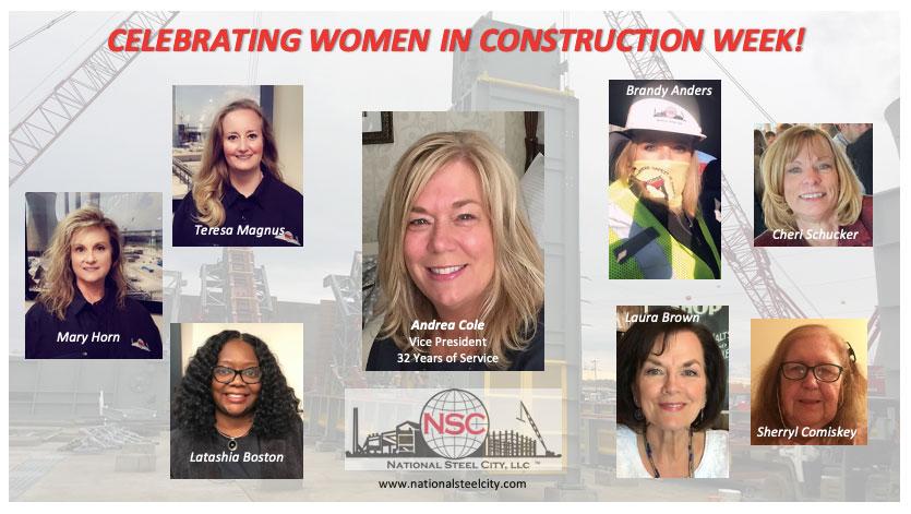 Celebrating Women in Construction Week
