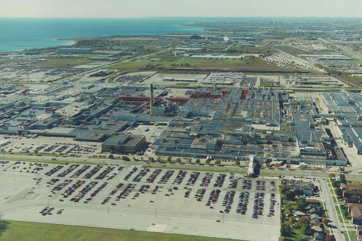 General Motors – Oshawa