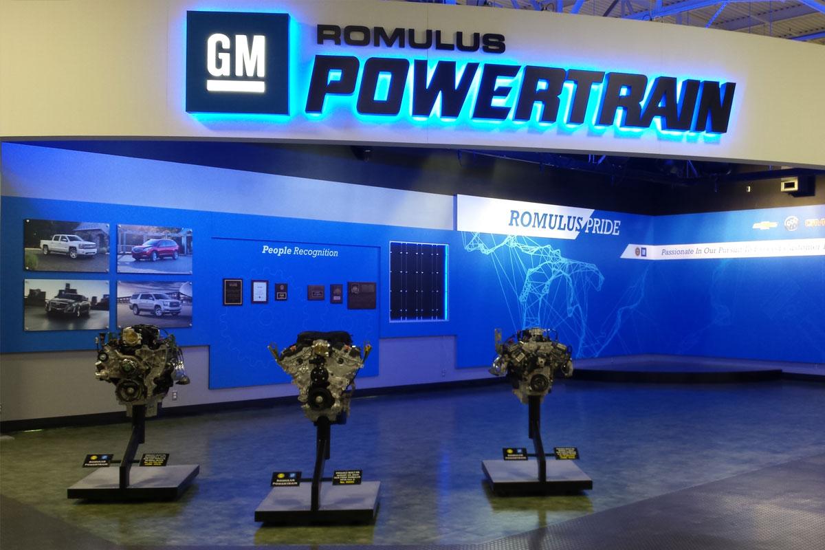 General Motors – Romulus
