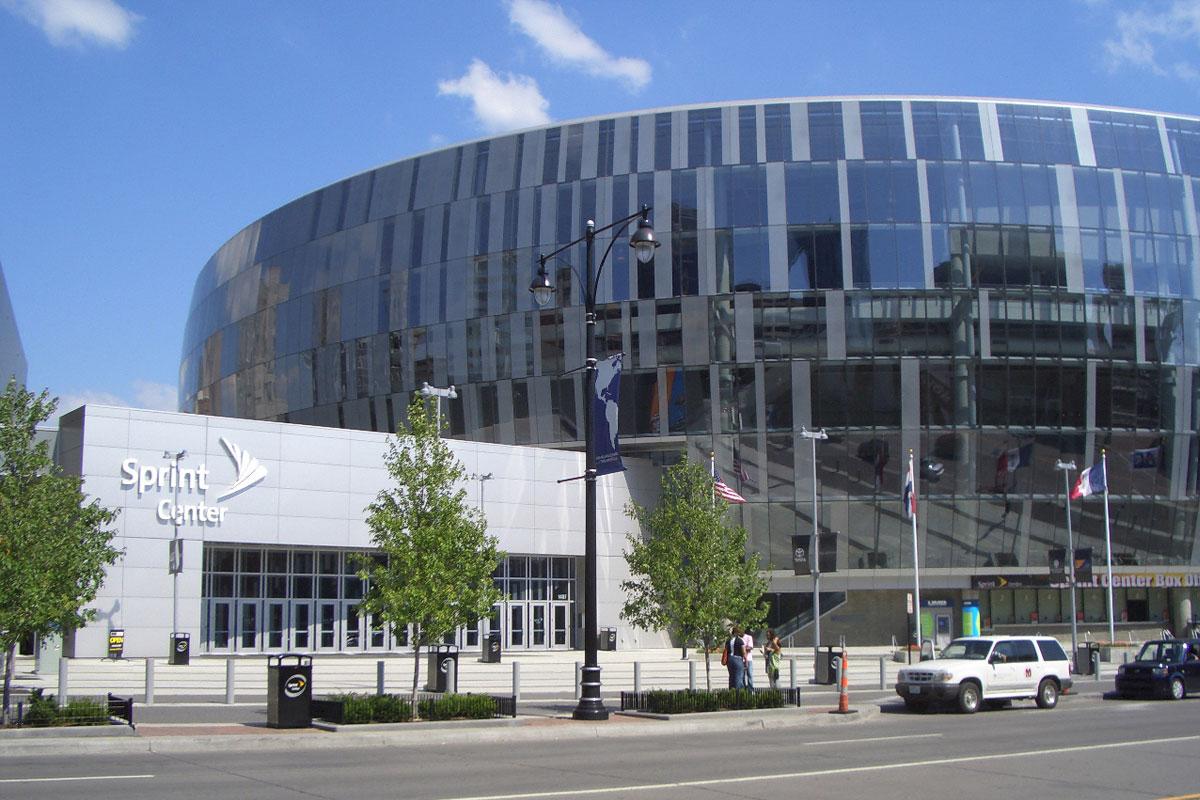 Sprint Center Arena