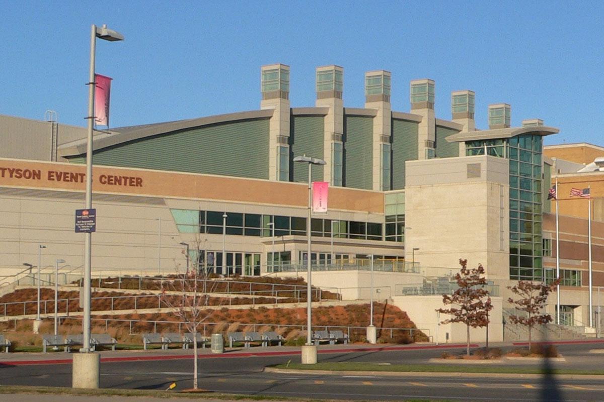 Tyson Events Convention Center